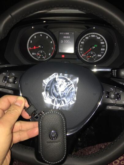 真皮汽车钥匙包 钥匙扣链套 雷克萨斯凌志ISESGSNXGXRX全系列 K沉稳咖 晒单图