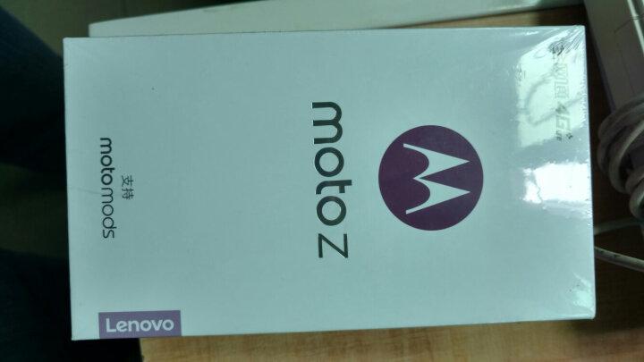 【摩轮套装】摩托罗拉 Moto Z 4G+64G 模块化手机 流金黑 移动联通电信4G手机 双卡双待 晒单图