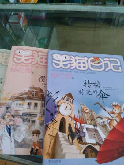 单本链接笑猫日记系列1-25 又见小可怜 樱花巷的秘密 属猫的人等儿童文学课外书读物杨红樱作品 20.《云朵上的学校》 晒单图