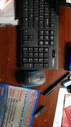 罗技(Logitech)MK275 无线光电键鼠套装 无线鼠标无线键盘套装 晒单图