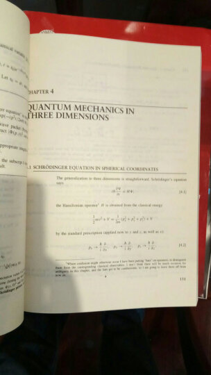 时代教育国外高校优秀教材精选:量子力学概论(英文版)(原书第2版) 晒单图