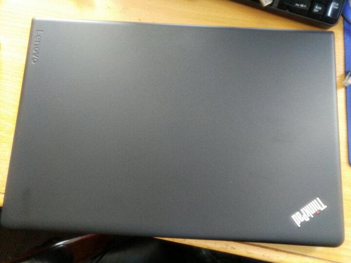 【全国配送】联想ThinkPad E470系列 14英寸超极轻薄商务本ibm手提笔记本电脑 1FCD【升配】i3-7100U/4G/240G 全系标配intel酷睿处理器 晒单图