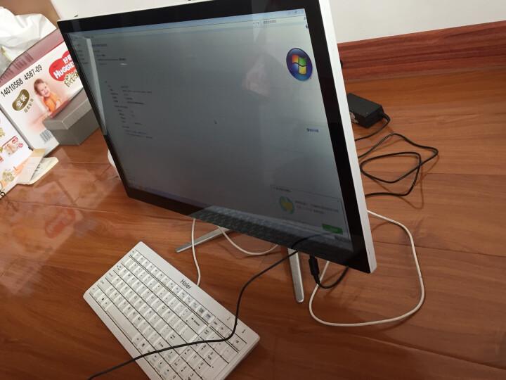 海尔(Haier)Aphro S8C-B955M 23.8英寸一体机电脑(I5-5200U 4G 128G SSD GT730M 2G独显 WIFI Win10) 晒单图