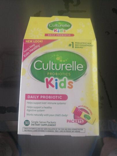 康萃乐(Culturelle) 美国进口 康萃乐益生菌 婴幼儿童LGG活性益生菌粉 晒单图
