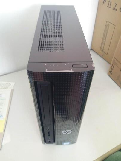 惠普(HP)小欧 270-p031 商用办公台式电脑整机(i3-7100 4G 1T 无线网卡 三年上门 Win10)21.5英寸 晒单图
