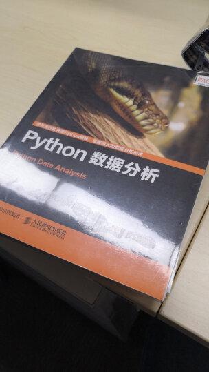 Python数据分析 晒单图