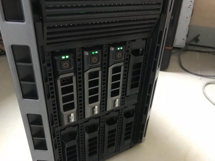 戴尔(DELL)T630塔式服务器GPU运算至强Xeon-E5服务器主机 T630服务器主机平台(无配件) 32G内存+3块1TSAS硬盘+H330阵列卡 晒单图