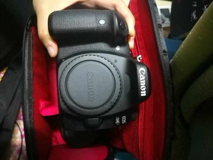 佳能(Canon)EOS 80D数码单反相机 (佳能18-135mm IS USM镜头)套机 套餐一 晒单图