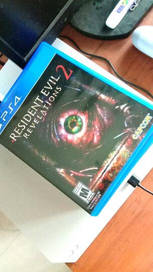 索尼 PS4正版游戏光盘 角色扮演游戏光盘 生化危机2启示录美版中文 晒单图