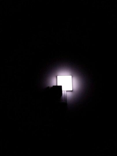 朗瑞特 sy-006 Q仔氛围灯 智能触拍创意氛围床头灯家居LED小夜灯 七彩 晒单图