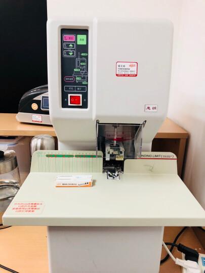 惠朗(huilang) 装订机铝合金工具箱 晒单图