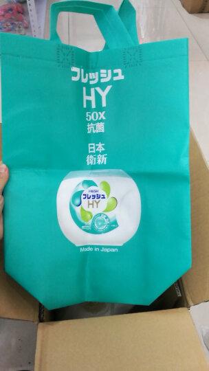 妈妈壹选去污清洁洗衣液套装19.68斤(3kg皂液x3、300g内衣皂液x2、60ml消毒液x4和福袋一个) 晒单图