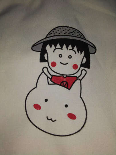 小憨象 韩版布包帆布袋韩国手提帆布包女包单肩文艺学生原宿潮帆布单肩包 草帽娃娃 晒单图