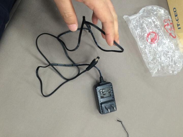IT-CEO 5V2A电源适配器 DC5.5*2.1mm充电器 支持打卡器考勤机音乐播放器血压计网络盒子机顶盒水平仪 V002J 晒单图