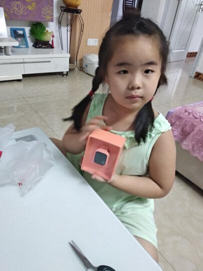 小米 米兔儿童电话手表2 学生运动手环 双向通话 GPS定位 防水防丢 亲肤表带 护眼LED屏幕 公主款 晒单图