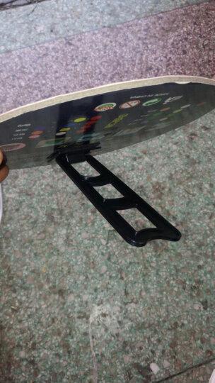魔法(MOFA)雪花泥画板珍珠泥超轻粘土 eva创意圣诞节礼物幼儿园手工黏土儿童diy画盘 小雪人 晒单图