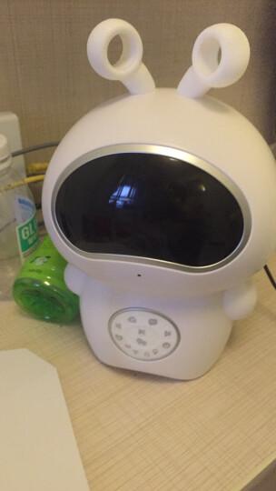 童之声 婴儿童智能机器人宝宝玩具男女孩早教益智早教机wifi聊天机器人故事机学习机陪伴机器人国学机 白色 晒单图