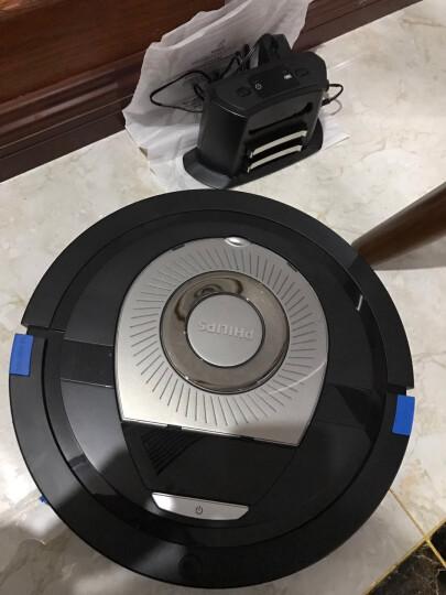 飞利浦(PHILIPS)扫地机器人智能家用纤薄扫地吸尘器FC8972/81 晒单图