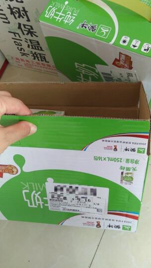 蒙牛 纯牛奶 PURE MILK 250ml*16盒 礼盒装 晒单图