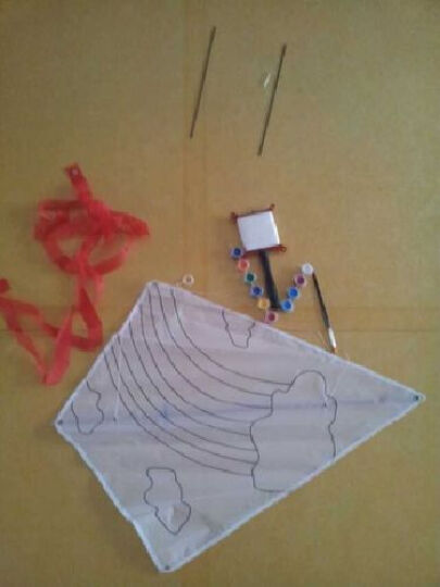 幼儿画画填色图片
