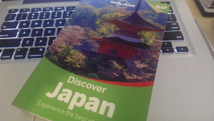 Lonely Planet: Discover Japan (Travel Guide) 孤独星球旅行指南:发现日本 晒单图