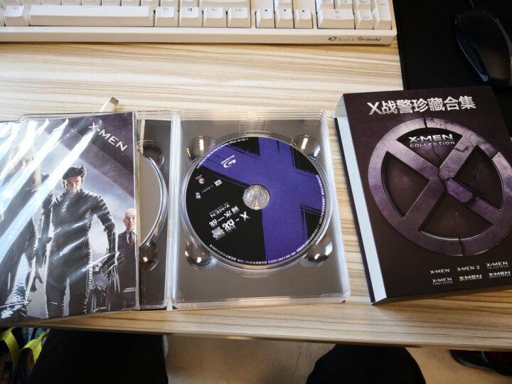 X战警珍藏合集(蓝光碟 5BD50+BD50 C区) (京东专卖) 晒单图