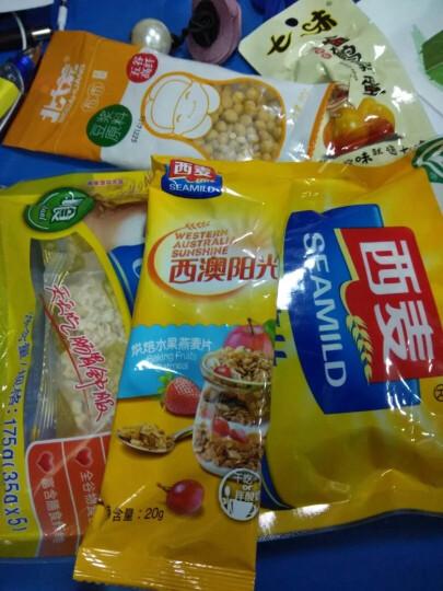 西麦 即食冷冲烘焙燕麦片500g 早餐谷物 膳食纤维 非油炸非膨化 拌酸奶美美哒 晒单图