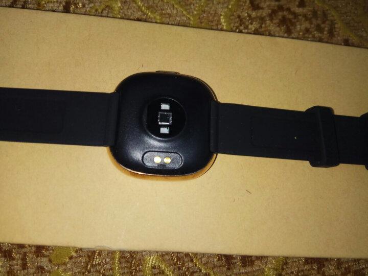 M3血压心率运动智能健康手机手环男女防水计步器微信电话提醒老人睡眠手表vivo苹果oppo 黑色 晒单图