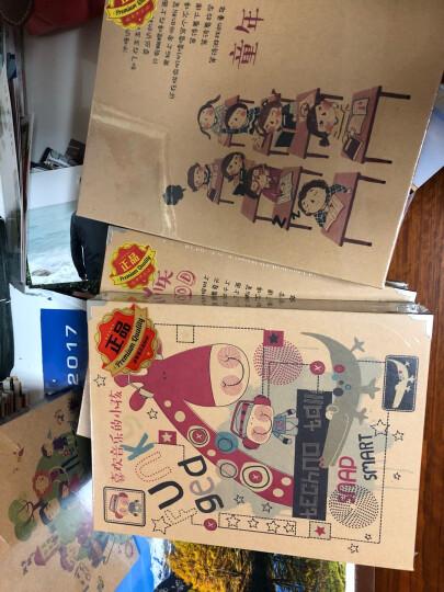 故事里 相册薄插页式相册影集6寸儿童相册生日礼物 幼儿园礼品送儿童小孩 宝宝成长纪念册 喜欢音乐的小孩1 插页式 晒单图