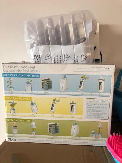 康迪佳(kiinde) 美国进口多功能奶瓶消毒恒温便捷储奶袋奶壳奶瓶套装喂养礼包 上班妈咪喂养大礼包 晒单图