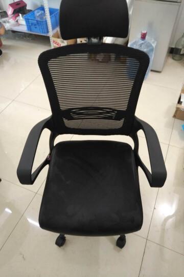 虹桥椅电脑椅 家用办公椅 转椅 升降旋转椅 电脑桌椅透气网布 职员椅休闲椅 35天发货 晒单图