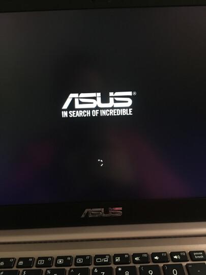 华硕(ASUS) 灵耀U4100UN 14英寸合金机身轻薄笔记本电脑(i5-8250U 8G 256GSSD MX150 2G独显 FHD IPS)冰钻金 晒单图