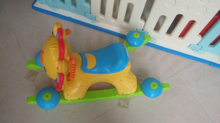 费雪 Fisher Price 益智早教玩具 4合1狮子学步车 DLW65 晒单图