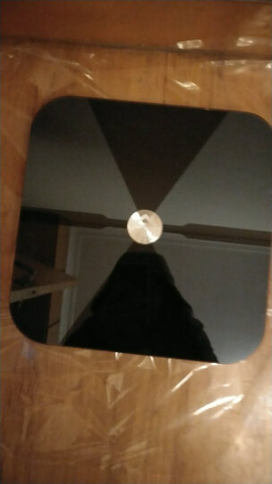 爱上门体脂秤CB-2 新款蓝牙脂肪秤智能体重秤简约 精致黑 晒单图