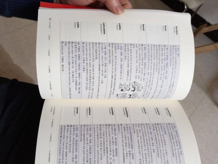 新东方 成人本科学士学位英语词汇词根+联想记忆法 晒单图