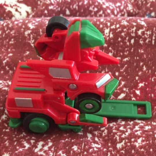 灵动创想 跳跃战士玩具变形战车机器人爆裂小子玩具全套魔幻车神4男孩烈火骑士飞车 单只装-疾风战将(跑车) 晒单图