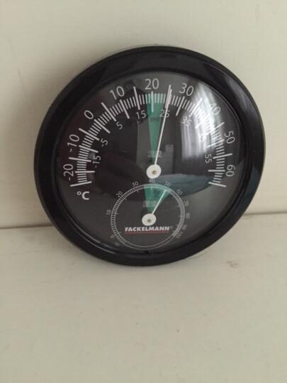 法克曼(Fackelmann) 小温湿度计温度计湿度计室内温度计5358181 晒单图