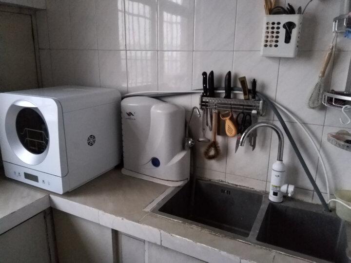 OZNER浩泽 洗碗机 家用全自动 台式 WiFi智控除菌 独立式迷你小型 免安装 T6 送货入户包安装 晒单图