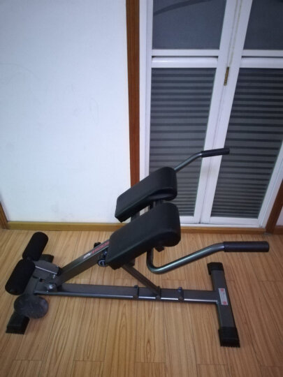 罗马椅多功能健身椅腰部训练器材罗马凳家用室内折叠健身椅腹肌健身器 罗马椅多功能 晒单图
