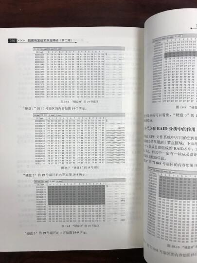数据恢复技术深度揭秘(第二版) 晒单图