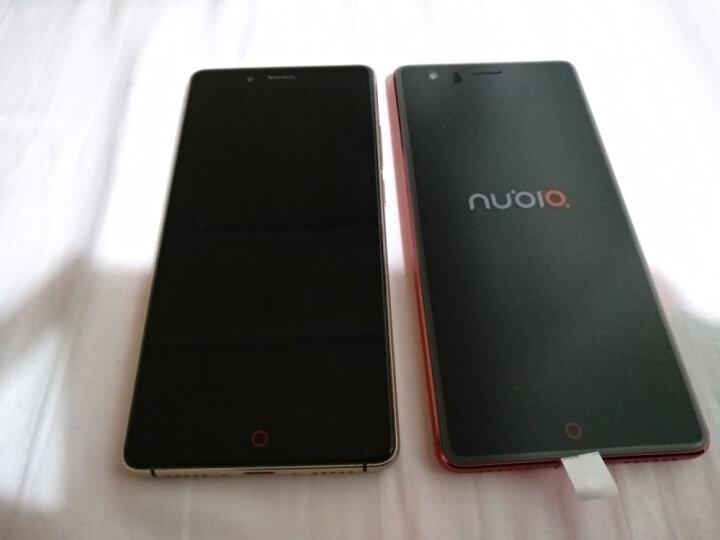 努比亚(nubia)Z17 无边框 烈焰红 6GB+128GB 全网通 移动联通电信4G手机 双卡双待 晒单图