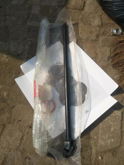 尼克莱斯摩托三轮车配件 传动杆传动轴 万向节 宗申 隆鑫转动杆转动轴总成 总长140厘米 晒单图