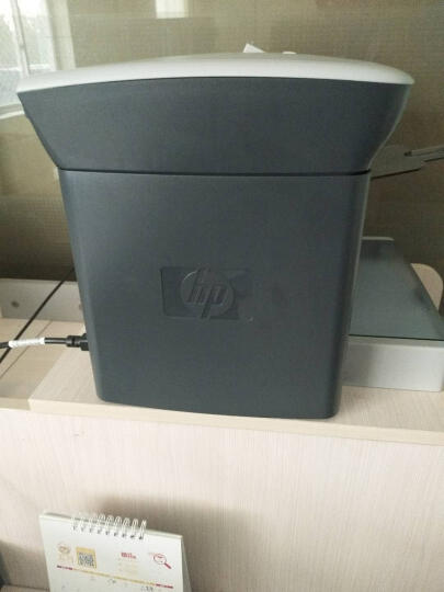 惠普(HP) LaserJet M1005 黑白激光一体机(打印 复印 扫描) 晒单图