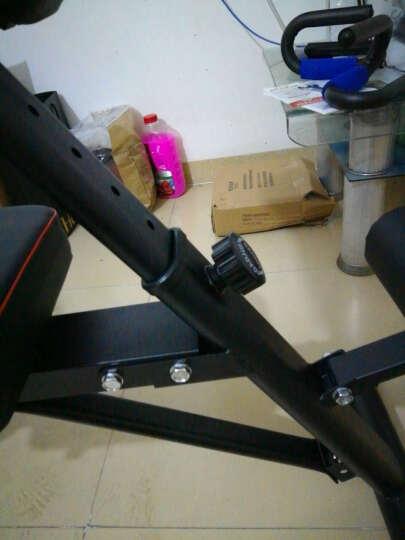 易持健(yiCHiJiAN) 多功能仰卧起坐健身器材罗马凳家用健身椅哑铃凳商用 商用款 承重300KG 送腰枕 晒单图