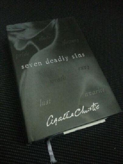 Agatha Christie: Seven Deadly Sins[阿加莎·克里斯蒂合集:七宗罪] 晒单图