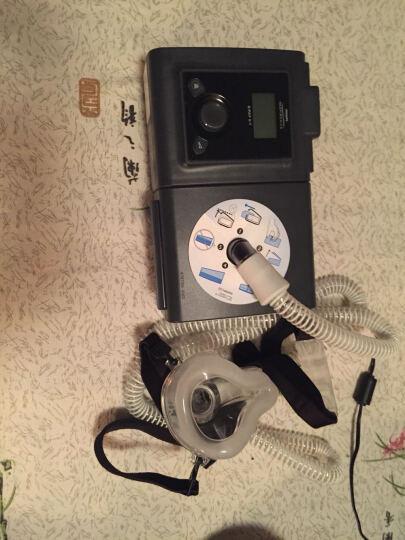 飞利浦(PHILIPS) 飞利浦呼吸机 BiPAP ST30家用 医用双水平呼吸功能不全使用  zj ST30+送血氧仪+送配件 晒单图