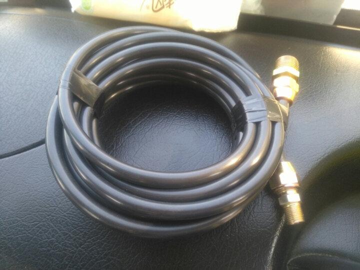 12V24V气喇叭货车汽笛喇叭 电控气喇叭电气喇叭汽车喇叭 24v气喇叭+4米气管 晒单图