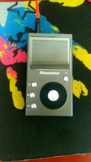 纽曼(Newsmy)mp3播放器 G7 DSD无损音乐播放器 2.5D双面玻璃HIFI播放器 便携随身听 黑色 晒单图