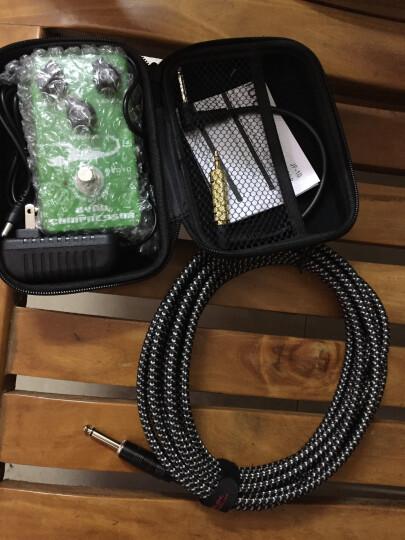 JOYO 卓乐 JF-10系列 电吉他单块效果器 过载失真颤音压缩音箱模拟 JF-10 爆破压缩+送17件豪礼 晒单图
