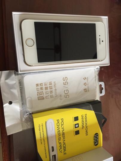 Apple iPhone 5s 手机 (A1530) 苹果5S 16G 移动联通双4G 金色 双网通 16G 晒单图